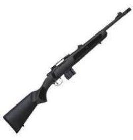 "MOSSBERG Mossberg MVP Patrol 5.56Nato 16.25"" Fiber Optic Sights 1-10rd BLK SYN Stock Bolt Rifle"