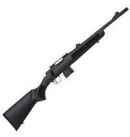 MOSSBERG Mossberg MVP Patrol 5.56Nato 16.25‰Û Fiber Optic Sights 1-10rd BLK SYN Stock Bolt Rifle
