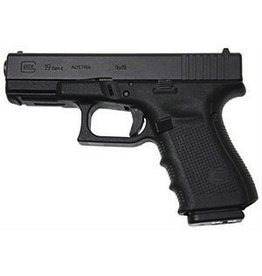 "Glock Glock G19 Gen4 MOS 9mm 4.01"" 3-15rd Blue Label"