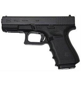 """Glock Glock G19 Gen4 MOS 9mm 4.01"""" 3-15rd Blue Label"""