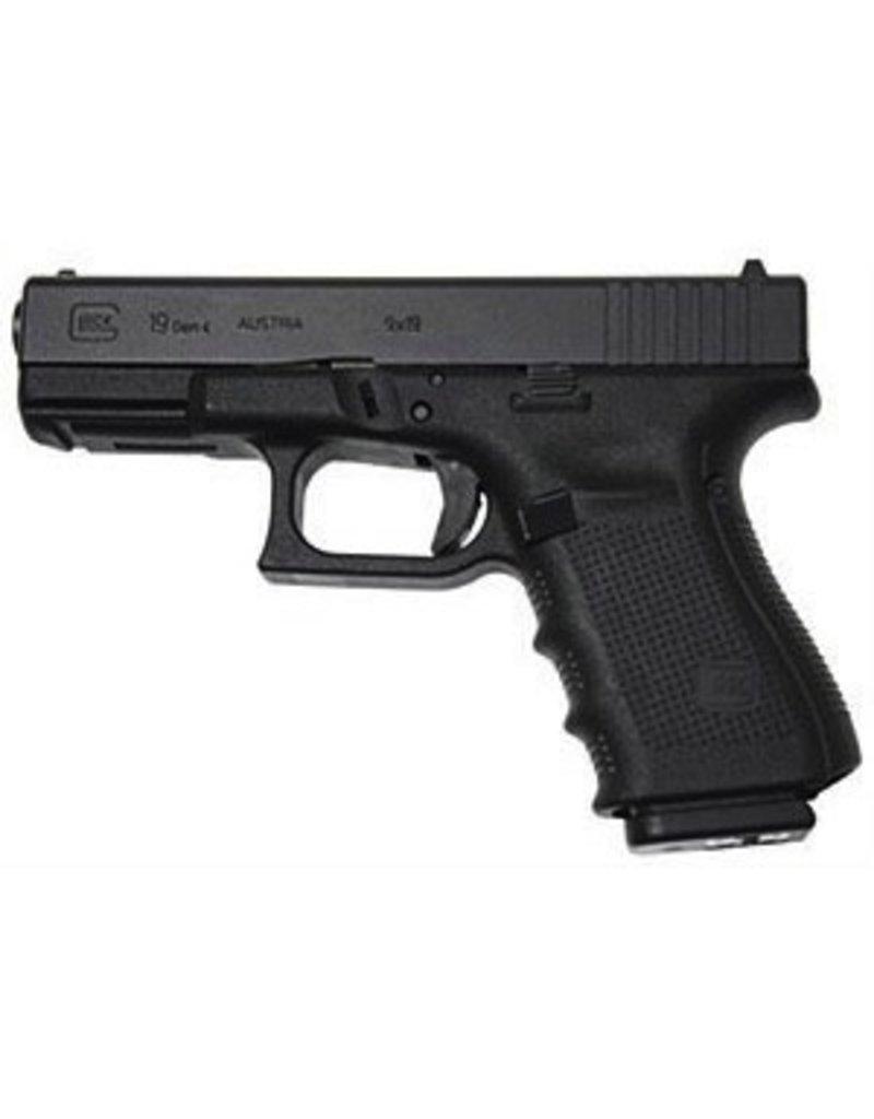 Glock Glock G19 Gen4 MOS 9mm 4.01‰Û 3-15rd