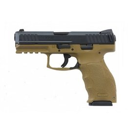 H&K H&K VP9 V1 FDE 9mm  4.1‰Û 2-15RD