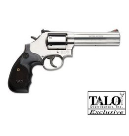 """Smith & Wesson Smith & Wesson Model 686 5"""" Unfluted TLO 357mag 7rd"""