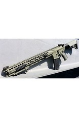 "War Sport Industries War Sport Industries LVOA-C MSR .223 Wylde/5.56, 1:8 RH 14.7"" FDE, B5 Enhanced Sopmod Stock, BAD Ambi Selector, Raptor Charging Handle, CMC Trigger 1-15rd"