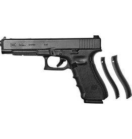 "GLOCK Glock G34 Gen4 MOS 9mm 5.32"" 3-15rd Altered USA Blue Label"