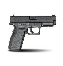 "SPRINGFIELD Springfield XD Essentials Package 9mm 4"" 2-15rd Altered"