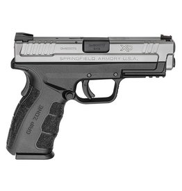 "SPRINGFIELD Springfield Armory XD9 MOD2 Service 9mm 4"" Barrel Bi-Tone with 2-15rd Altered"
