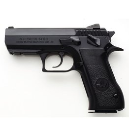 IWI USA INC. IWI Jericho 941 FS Mid Size Steel 9mm 3.8‰Û¡ÌÝå Black Finish Adjustable Sights 15rd Altered