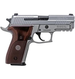 Sigsauer Sig Sauer P226 Stainless Steel Elite 9MM Talo Exclusive NS 2-15RD