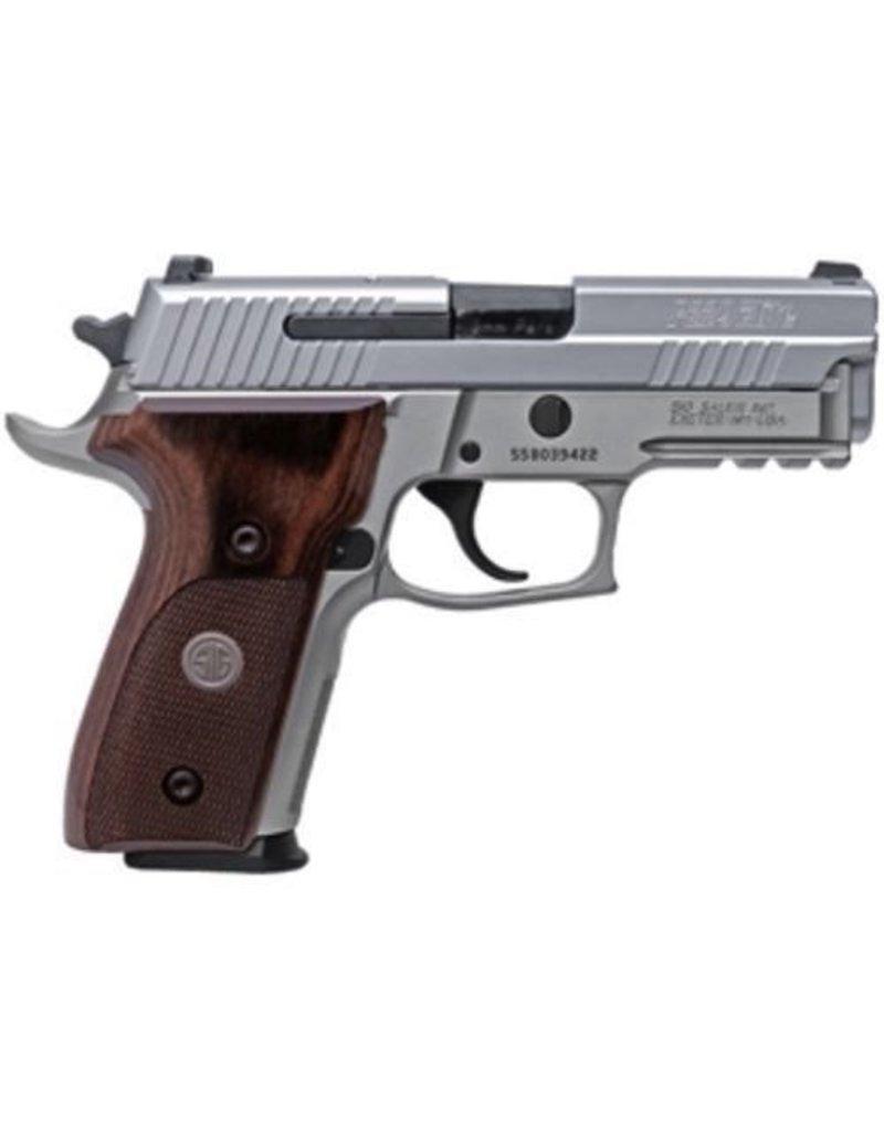 Sigsauer Sig Sauer P226 Stainless Steel Elite 9MM Talo Exclusive NS 2-15RD