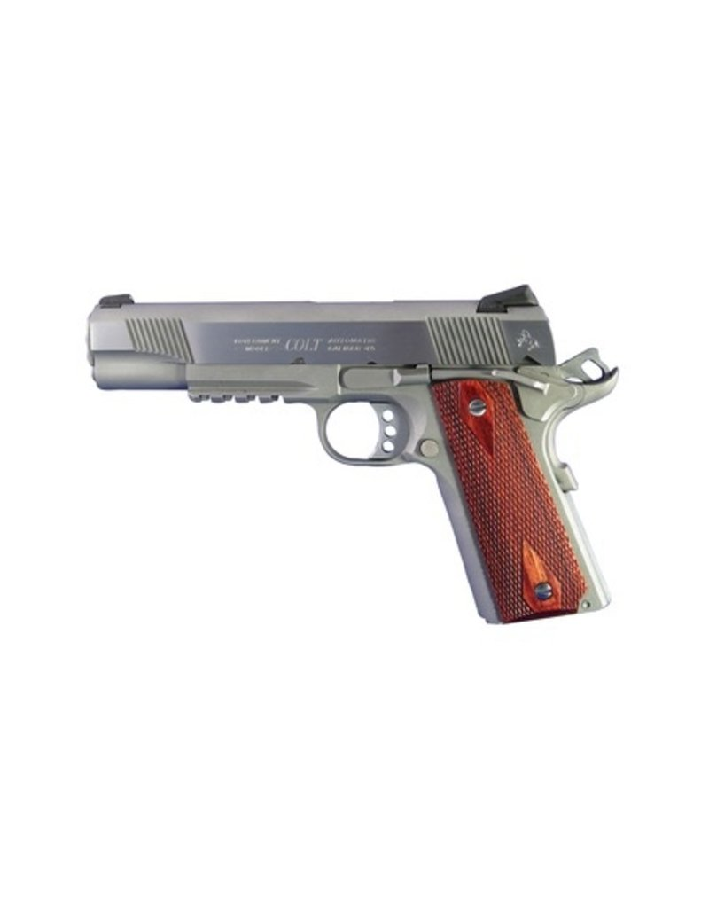 COLT Colt 1911 Rail Gun XSE Government w/Rail 9MM SS 2-9rd