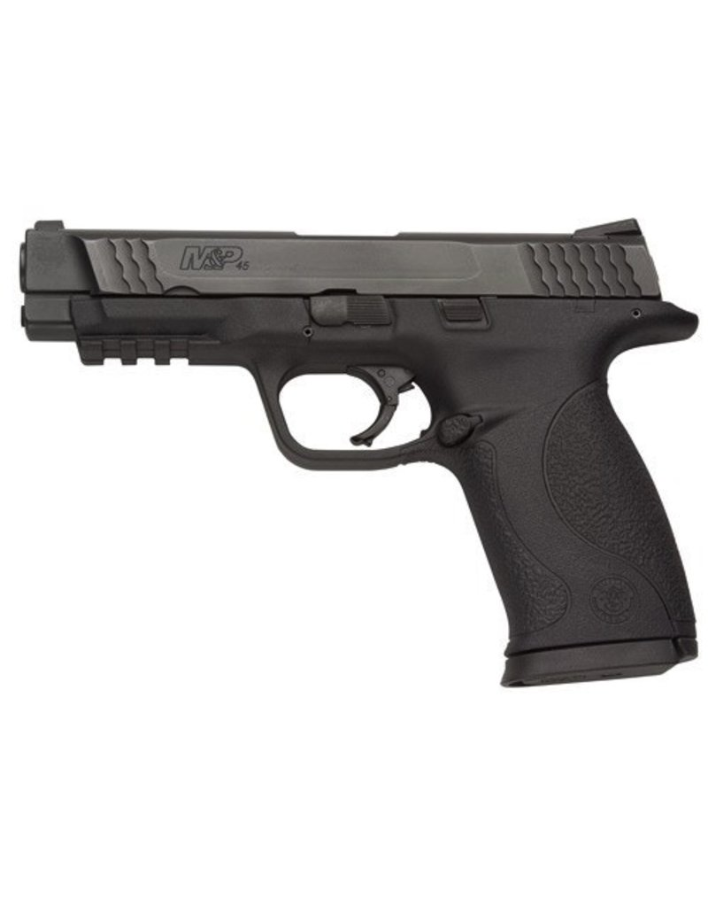"Smith & Wesson Smith & Wesson M&P45 4.5"" Black 10RD Ambi-Safety 45ACP"