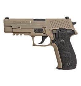 Sigsauer Sig Sauer P226 MK25 Desert 9mm 3-15rd