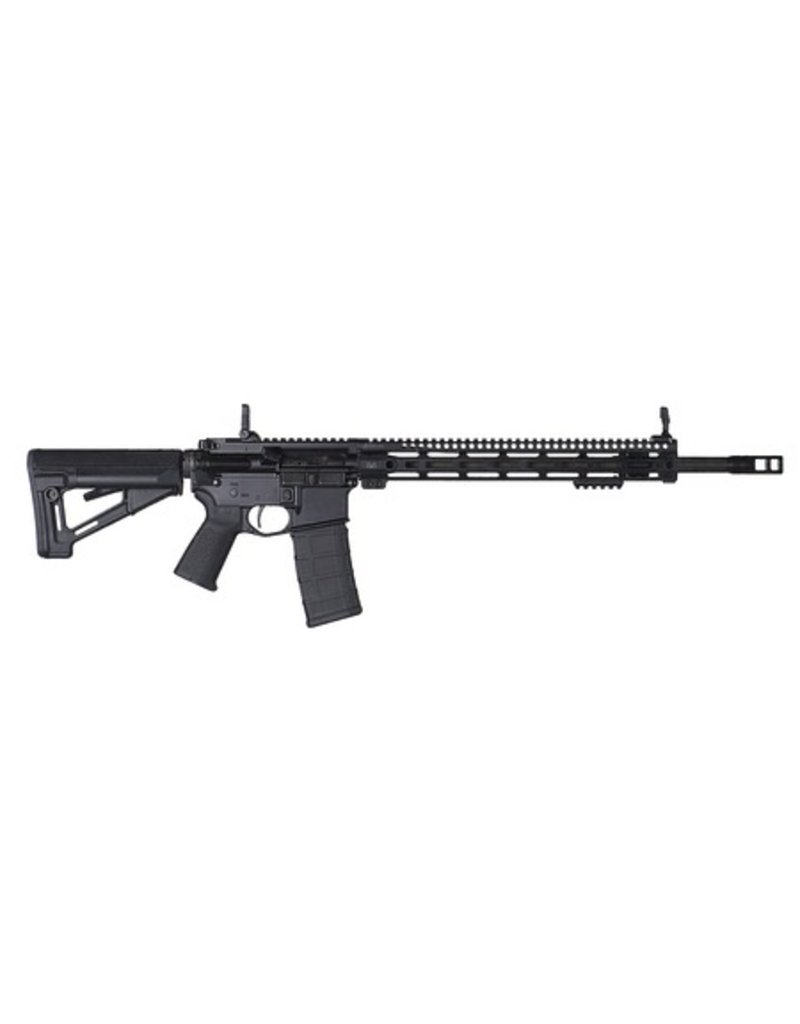 FNH FNH USA FN15 DMR 5.56 Nato 18 Inch Match Barrel Timney Trigger Magpul Furniture Surefire Muzzle Brake Midwest Rail 1-15rd Alter