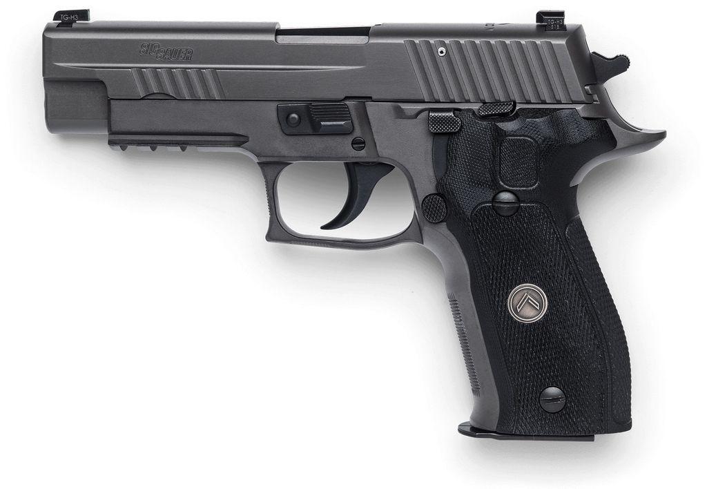 Sigsauer Sig Sauer P226 Legion 9mm G10 Grips 3-10rd Alter