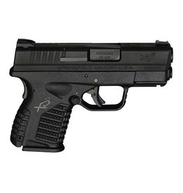 SPRINGFIELD Springfield XDS Essential .45 ACP 3.3‰Û 5rd Black
