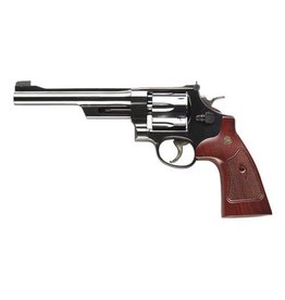 "Smith & Wesson Smith & Wesson Model 27 357mag 6.5"" 6rd BLK w/ Wood Grips"