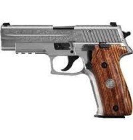 Sigsauer Sig Sauer P226 9mm Engraved Stainless Siglite 2-15rd