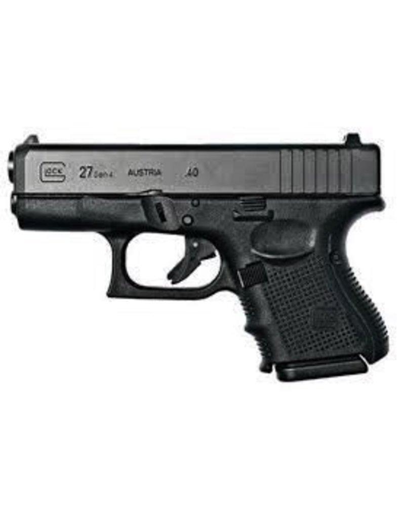 Glock Glock G27 Gen4 40SW 3.42‰Û 3-9rd