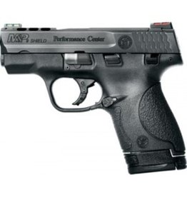 """Smith & Wesson Smith & Wesson M&P9 Shield Performance Center Ported Fiber Optic Sights 9mm 3.1"""" 1-7rd 1-8rd"""