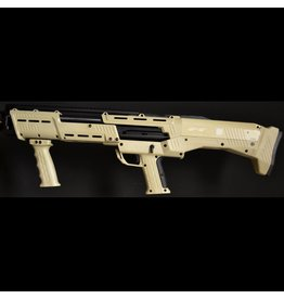 Standard Mfg Standard Mfg DP12 12ga Double Barrel Pump Shotgun w/ Breacher Chokes FDE