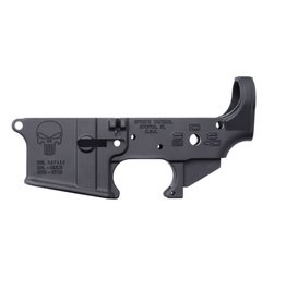 Spike's Tactical Spike's Tactical ST15 Stripped Lower Receiver Punisher