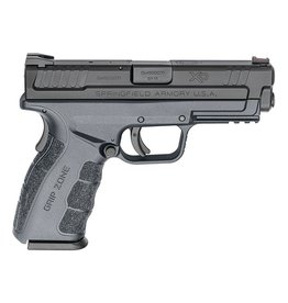 "SPRINGFIELD Springfield Armory XD9 MOD2 Service Gray 4"" 9mm Fiber Optic Front Sight 2-15rd Altered"