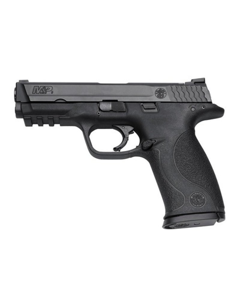 """Smith & Wesson Smith & Wesson M&P9 9mm 4.25"""" Night Sights 3-15rd Altered Blue Label"""