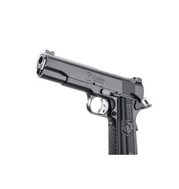 "Carolina Arms Group Carolina Arms Group 1911 Trenton Tactical Black 45acp 5"" Warren Sights Kart NM Barrel VZ Grips 2-8rd"