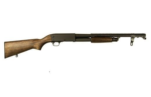 Inland Manufacturing Inland Mfg M37 Trench Gun 12 GA 20 Inch 5rd Heat Shield Bayonet Lug
