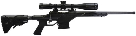 Savage Savage Model 10 Stealth .308 Winchester 20 Inch Fab Defense GL-Shock 1-10rd NJ Compliant