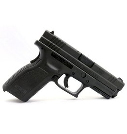 "SPRINGFIELD Springfield XD9 9mm Essentials Kit 4"" BLK 2-10rd"