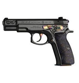 CZ CZ USA CZ-75B 9mm 40th Anniversary Limited Edition 2-15rd Altered