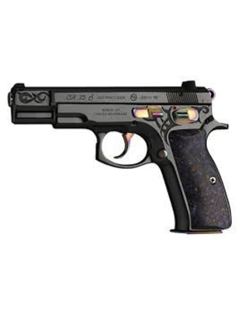 CZ CZ USA CZ-75B 9mm 40th Anniversary Limited Edition #542 of 999 2-15rd Altered