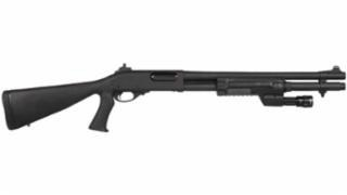 Remington Remington 870P-Max 12 GA 18 Inch with Surefire Ghost Ring Parkerized