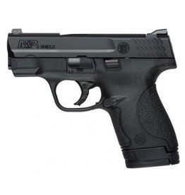 Smith & Wesson Smith & Wesson M&P Shield 9mm Contrast Sights No Safety 1-7rd 1-8rd Blue Label
