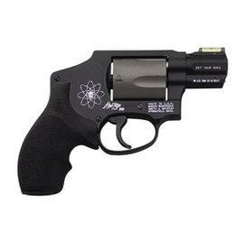 "Smith & Wesson Smith & Wesson 340PD Air Lite 357mag 1.875"" Green Fiber Optic"