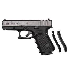 """Glock Glock G19 Gen4 - Bi-Tone - 9mm 4.01"""" 3-15rd"""