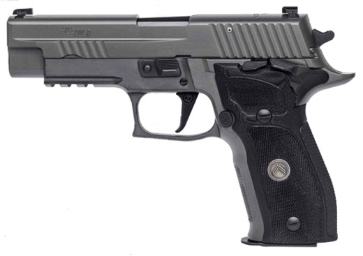 Sigsauer Sig Sauer P226 Legion Single Action Only 9mm 3-10rd Alter