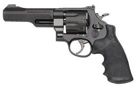 """Smith & Wesson Smith & Wesson Model 327 TRR8  PC 357mag 5"""" 8rd BLK"""