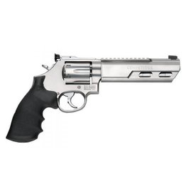 """Smith & Wesson Smith & Wesson Model 686 Competitor PC 357mag 6"""" Weighted SS 6rd"""