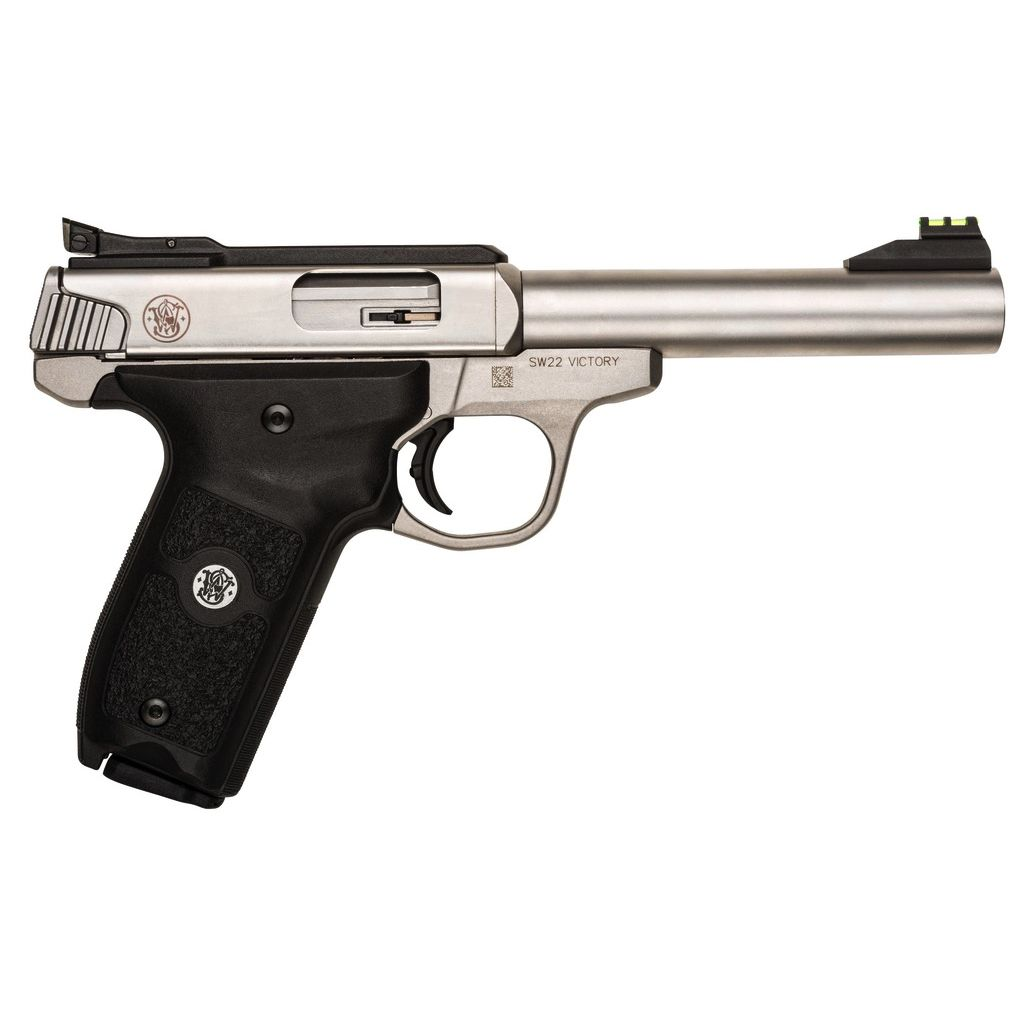 Smith & Wesson Smith & Wesson SW22 Victory 22LR 1-10rd