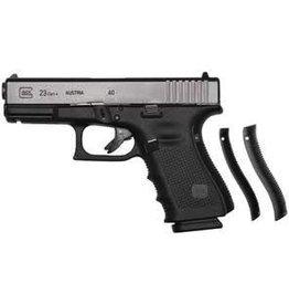 Glock Glock G23 Gen4 40SW 4.01‰Û 3-13rd Blue Label