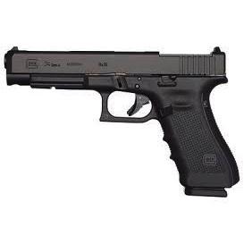 "GLOCK Glock G34 Gen4 MOS 9mm 5.32"" 3-15rd Altered USA"