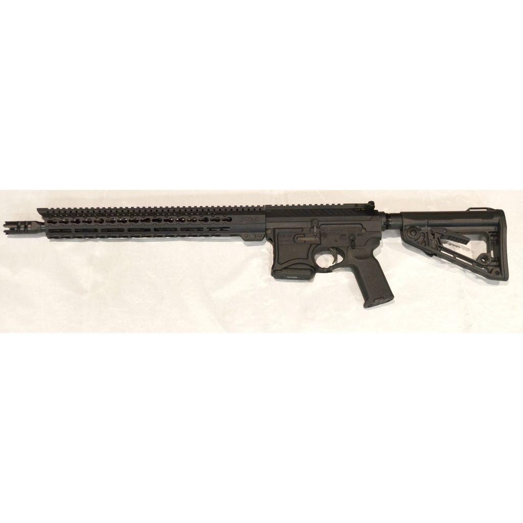 """JEM JEM Jersey Elite Manufacturing DR15 Hiperfire Trigger 16"""" 5.56 Blk"""