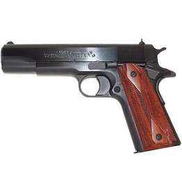 "COLT Colt 1911 1991 45acp 5"" Blue w/ Rosewood Grips 1-7rd"