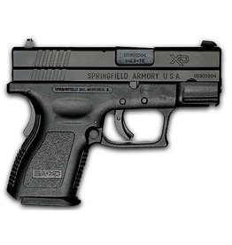 SPRINGFIELD Springfield Armory XD Essentials 9MM 1-13rd 1-15rd ALTERED