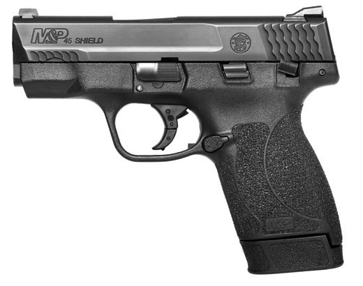 "Smith & Wesson Smith & Wesson M&P45 Shield .45 ACP w/Safety 3.3"" 1-6rd 1-7rd"
