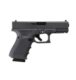 Glock Glock G19 G4 Full Gray 9mm 3-15rd