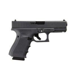 Glock Glock G19 G4 Full Gray 9mm 3-15rd